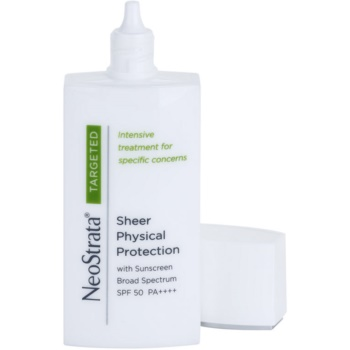 NeoStrata Targeted Treatment мінеральний захисний флюїд для обличчя SPF 50 1