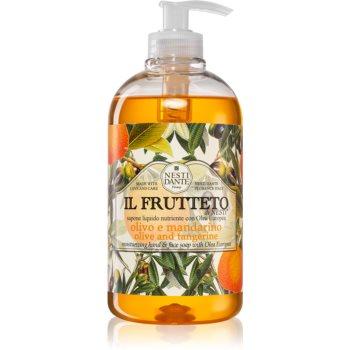 Nesti Dante Il Frutteto Olive and Tangerine Săpun lichid pentru mâini