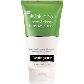 Neutrogena Visibly Clear Pore & Shine masca pentru fata