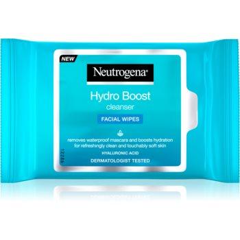 Neutrogena Hydro Boost® Face Servetele umede facial imagine