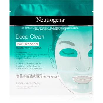 Neutrogena Deep Clean mascã intensã cu hidrogel pentru curatare profunda imagine produs