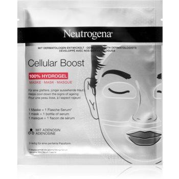 Neutrogena Cellular Boost mascã intensã cu hidrogel cu efect de netezire imagine produs