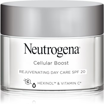 Neutrogena Cellular Boost verjüngende Tagescreme SPF 20 50 ml