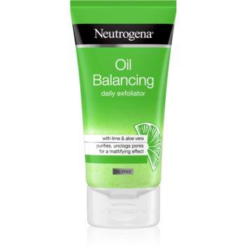 Neutrogena Oil Balancing peeling racoritor imagine produs