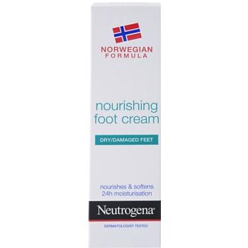 Neutrogena Foot Care подхранващ крем за крака 2