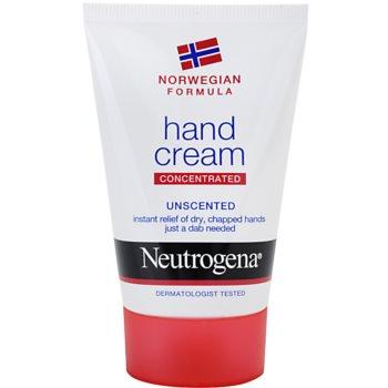 Neutrogena Hand Care крем за ръце  без парфюм