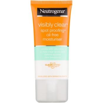 Neutrogena Visibly Clear Spot Proofing cremă hidratantă fără ulei