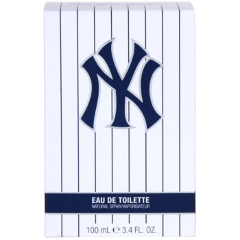 New York Yankees New York Yankees Eau de Toilette für Herren 4