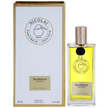 Nicolai Sacrebleu Intense Eau de Parfum para mulheres