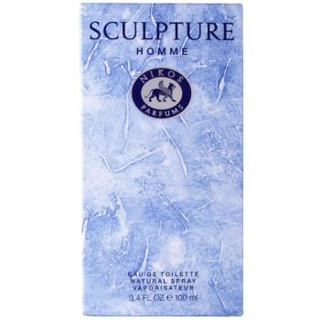 Nikos Sculpture pour Homme Eau de Toilette pentru barbati 3
