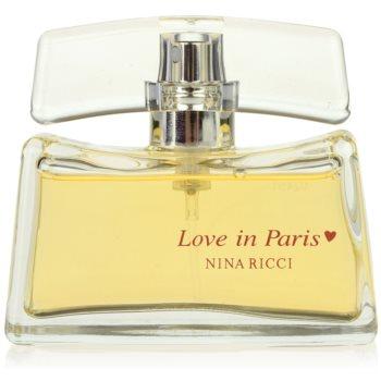 Fotografie Nina Ricci Love in Paris parfemovaná voda pro ženy 50 ml