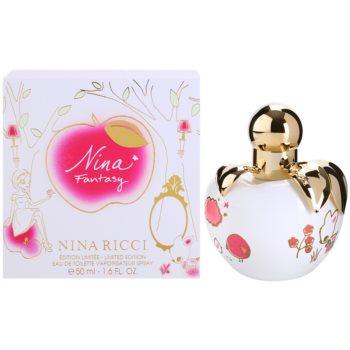 Nina Ricci Nina Fantasy Eau de Toilette pentru femei