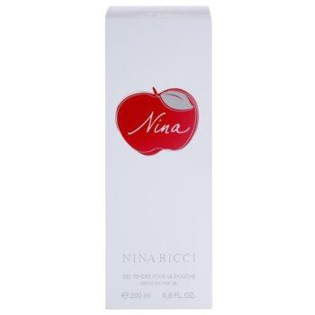 Nina Ricci Nina gel de duche para mulheres 2