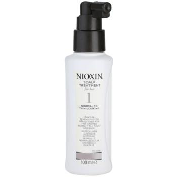 Nioxin System 1 kuracja skóry głowy dla słabych i wypadających włosów