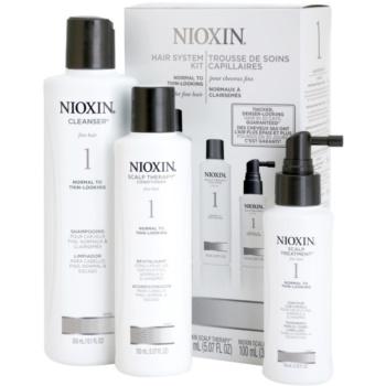 Nioxin System 1 set cosmetice II. 1