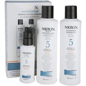 Nioxin System 5 Cosmetic Set I. 1