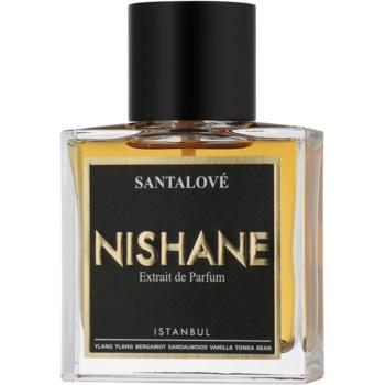 Nishane Santalové extrato de perfume unissexo