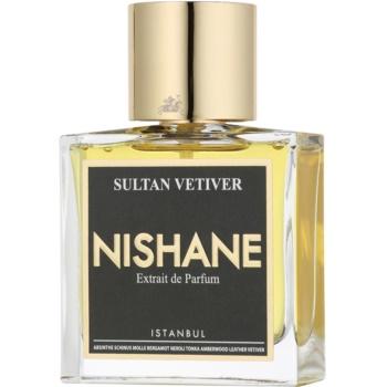 Nishane Sultan Vetiver extract de parfum unisex 50 ml