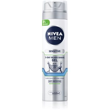 Nivea Men Sensitive gel de ras cu efect calmant