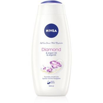 Nivea Care & Diamond gel calmant pentru dus imagine produs