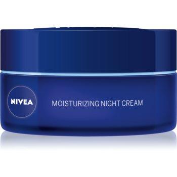 Nivea Aqua Effect crema regeneratoare de noapte pentru piele normalã ?i mixtã imagine produs