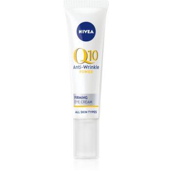 Nivea Visage Q10 Plus crema de ochi antirid poza
