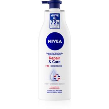 Nivea Repair & Care lapte de corp regenerator pentru piele foarte uscata poza