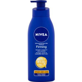 Nivea Q10 Plus zpevňující tělové mléko pro suchou pokožku 400 ml