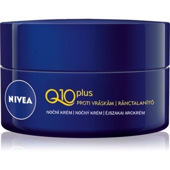 Nivea Q10 Power zpevňující noční krém proti vráskám s koenzymem Q10 20 ml
