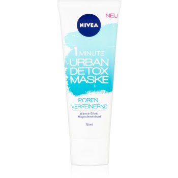 Nivea Urban Skin masca pentru curatare profunda