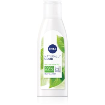 Nivea Naturally Good lapte de curatare imagine