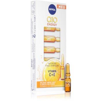 Nivea Q10 Energy tratament energizant in fiole