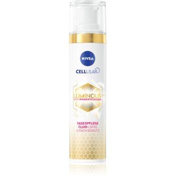 Nivea Cellular Luminous 630 crema de zi impotriva petelor pigmentare