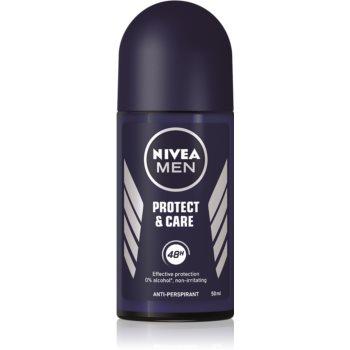 Nivea Men Protect & Care antiperspirant roll-on pro muže 50 ml