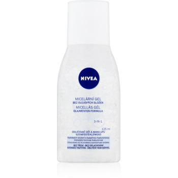 Nivea Face gel micelar facial cu acid hialuronic