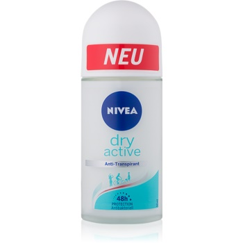 Nivea Dry Active antiperspirant roll-on  50 ml