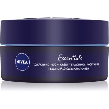 Nivea Aqua Effect crema regeneratoare de noapte pentru piele normala si mixta