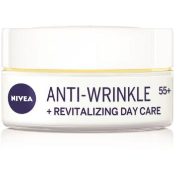 Nivea Anti-Wrinkle Revitalizing crema de zi cu efect de anti imbatranire antirid