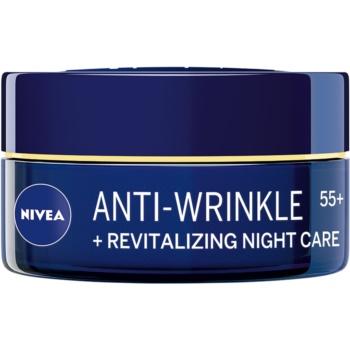 Nivea Anti-Wrinkle Revitalizing crema de noapte cu efect de anti imbatranire antirid