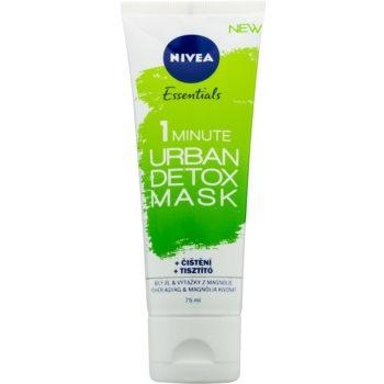 Nivea Urban Skin masca detoxifiere și curățare