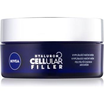 Nivea Hyaluron Cellular Filler crema de completare pentru noapte.