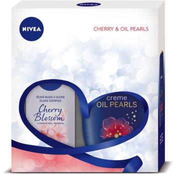 Nivea Creme Oil Pearls set cosmetice I.
