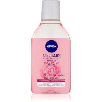 Nivea MicellAir Rose Water apa micelara 2 in 1
