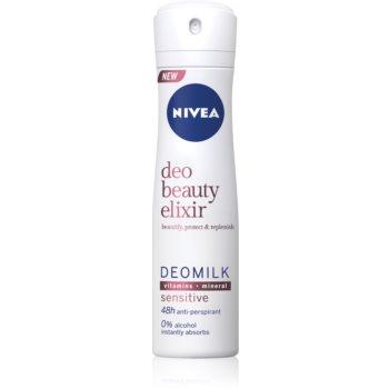 Nivea Deo Beauty Elixir Sensitive spray anti-perspirant