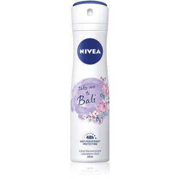 Nivea Take me to Bali spray anti-perspirant
