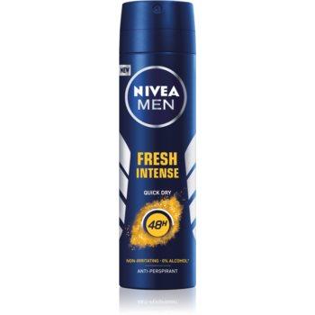 Nivea Men Fresh Intense spray anti-perspirant pentru barbati imagine produs
