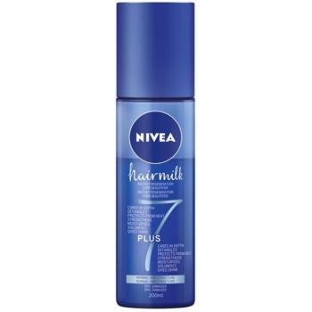 Nivea Hairmilk 7 Plus balsam pentru regenerarea părului pentru par normal