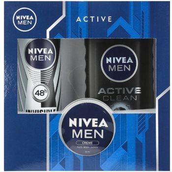 Nivea Men Active Clean kozmetični set II.