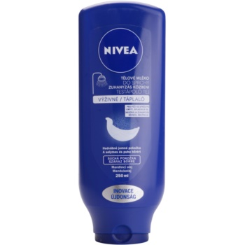 Nivea Body Shower Milk lotiune de corp hranitoare in dus