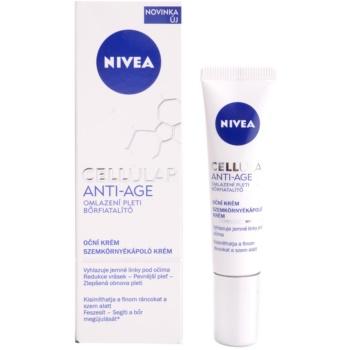 Nivea Cellular Anti-Age creme rejuvenescedor de olhos 1